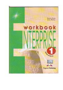 Английский. Workbook Beginner. Enterprise 1