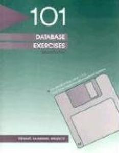 101 Database Exercises Text-Workbook