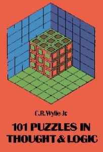 101 Puzzles in Thought and Logic (Math & Logic Puzzles)