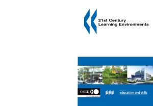 21st Century Learning Environments