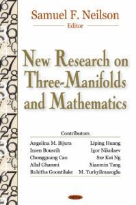 3-Manifolds (Annals of Mathematics Studies)