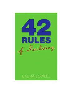 42 Rules of Marketing: A Funny Practical Guide with the Quick and Easy Steps to Success