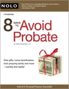 8 Ways to Avoid Probate 7th Edition