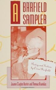 A Barfield sampler: poetry and fiction