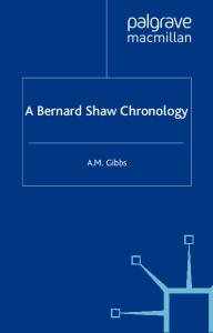 A Bronte Family Chronology (Author Chronologies) - PDF Free Download