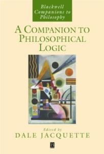 A Companion to Philosophical Logic