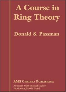 A Course in Ring Theory (AMS Chelsea Publishing)