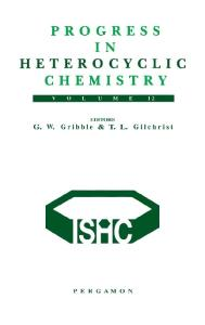 A critical review of the 1999 literature preceded by three chapters on current heterocyclic topics