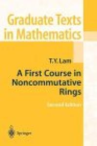 A First Course in Noncommutative Rings