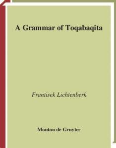 A Grammar of Toqabaqita (Mouton Grammar Library)