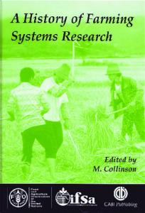 A History of Farming Systems Research (Cabi Publishing)
