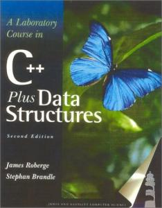 A laboratory course in C++ data structures