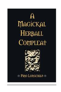 A Magickal Herball Compleat