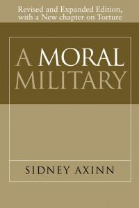 A Moral Military