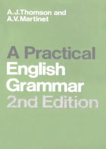 A Practical English Grammar