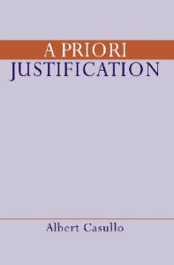 A Priori Justification