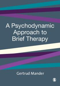 A Psychodynamic Approach to Brief Therapy (Brief Therapies series)