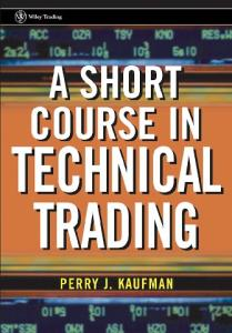 A short course in technical trading