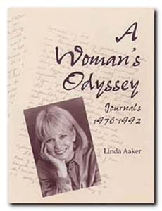 A woman's odyssey: journals, 1976-1992