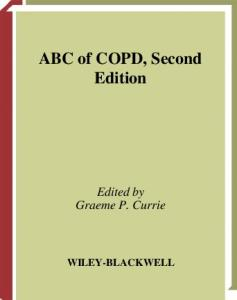 ABC of COPD, 2nd Edition (ABC Series)