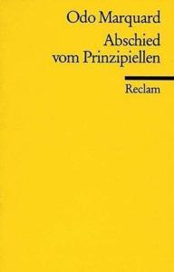 Abschied vom Prinzipiellen. Philosophische Studien