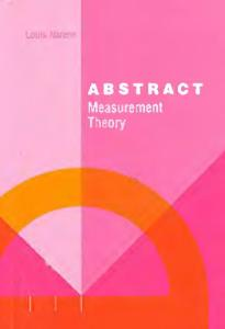 Abstract Measurement Theory