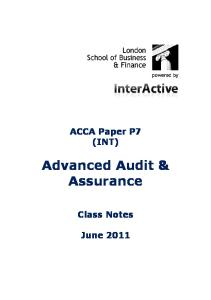 LSBF notes ACCA F1 - PDF Free Download