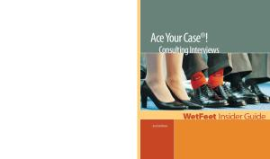 Ace Your Case! Consulting Interviews