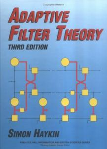 Adaptive Filter Theory (3rd Edition)