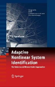 Adaptive Nonlinear System Indentification: The Volterra and Wiener Model Approaches