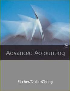 Advanced Accounting 9th Edition
