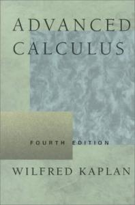 Advanced Calculus (4th Edition)