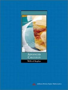 Advanced Calculus (5th Edition)