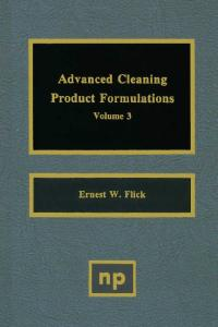 Advanced cleaning product formulations - PDF Free Download