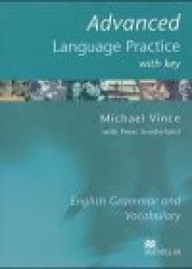 Advanced Language Practice: With Key