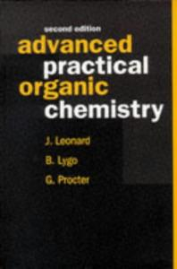 Advanced Practical Organic Chemistry, 2nd Edition