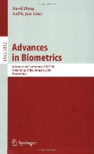 Advances in Biometrics, ICB 2006