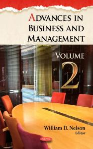 Advances in Business & Management: Volume 2 (Advances in Business and Management)