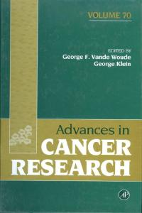 Advances in Cancer Research Volume 70