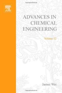 Advances in Chemical Engineering, Volume 12