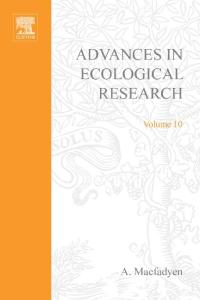 Advances in Ecological Research, Volume 10
