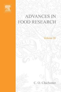Advances in Food Research, Volume 28