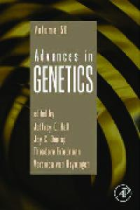 Advances in Genetics, volume 56