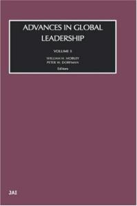 Advances in Global Leadership, Vol. 3 (Advances in Global Leadership) (Advances in Global Leadership) (Advances in Global Leadership)