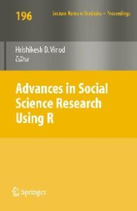 Advances in Social Science Research Using R
