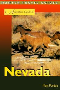 Adventure Guide to Nevada (Hunter Travel Guides)