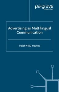 Advertising as Multilingual Communication