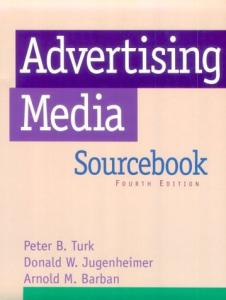 Advertising Media Sourcebook, 4th edition