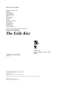 Affinger, George Alec - Marid Audran 3 The Exile Kiss