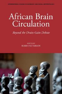 African Brain Circulation (International Studies in Sociology and Social Anthropology)
